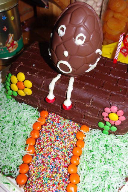 Humpty cake